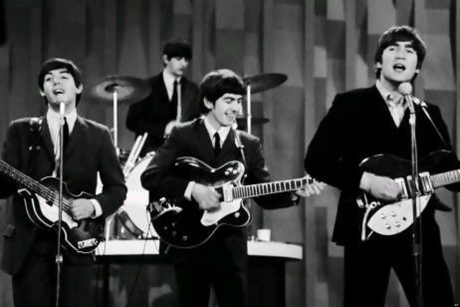 the beatles come together