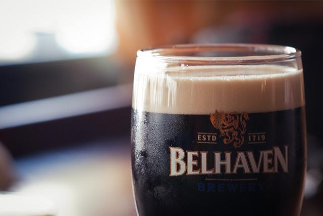 Belhaven Scottish Stout — ідеально темне
