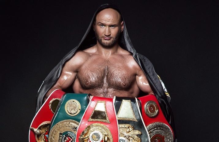 Бокс: Роман Головащенко vs Кевін Лерен