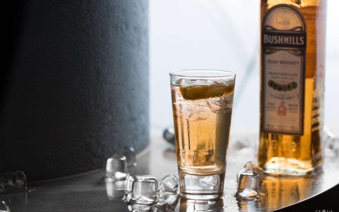 Сезонні коктейлі від Bushmills