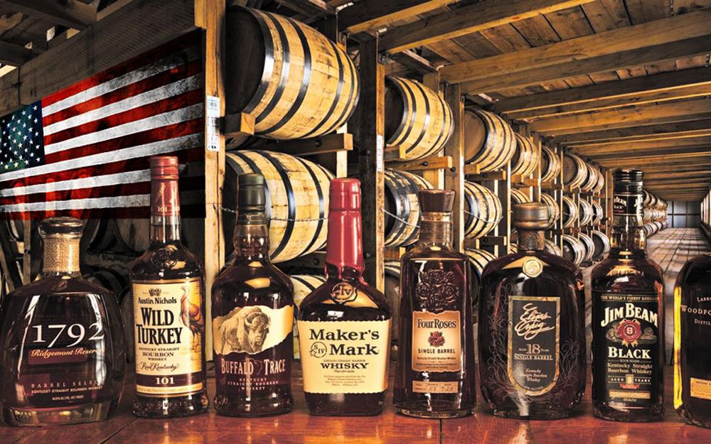 Бурбон — американський алкоголь, створений шотландцем