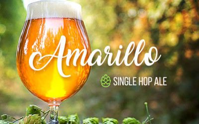 Single Hop Ale Amarillo